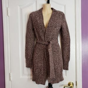 Old Navy Belted Cardigan XS